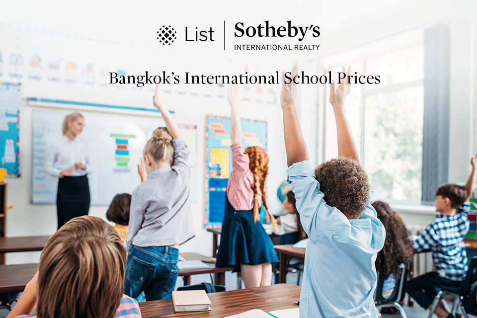 Bangkok's International School Prices