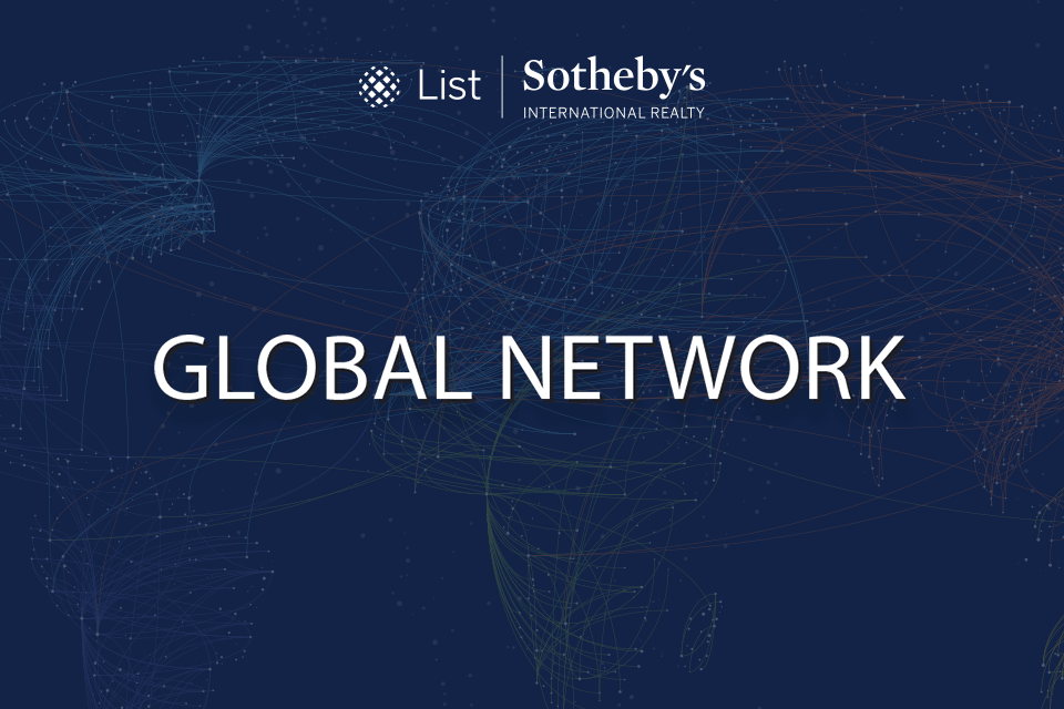 List Sotheby's Global Network