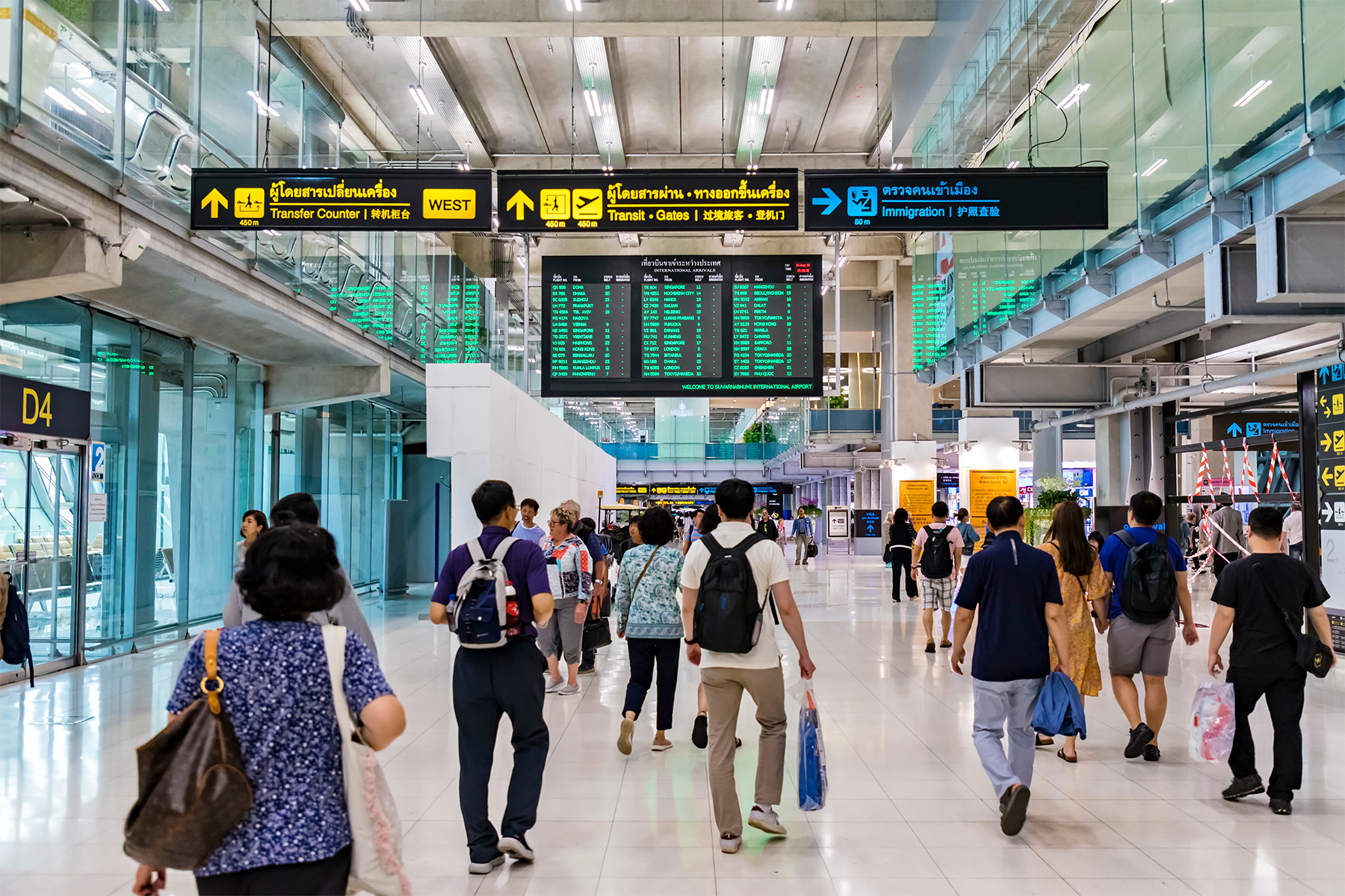 Thailand Starts Welcoming Back Tourists