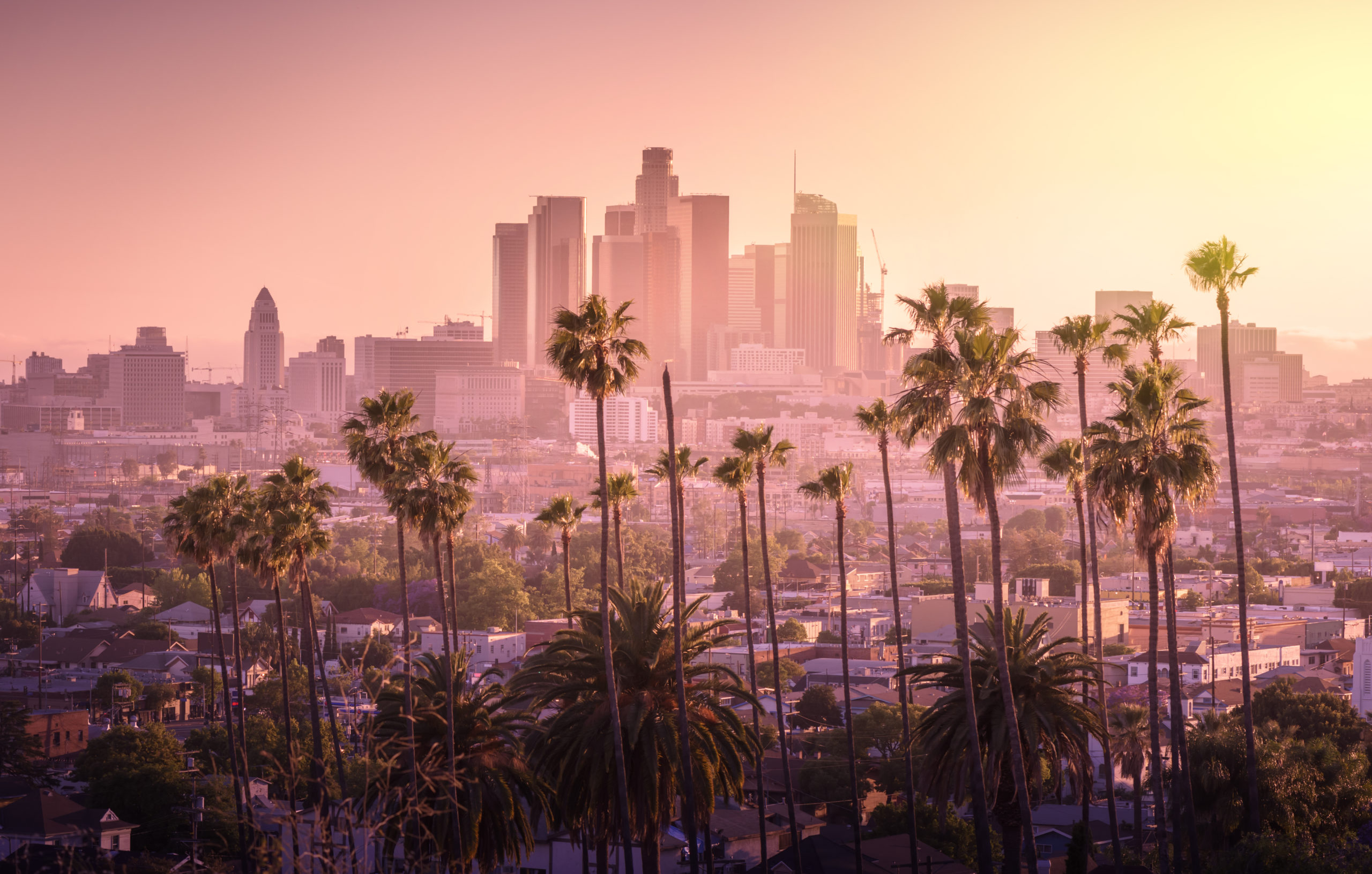 Why Invest in Los Angeles Now?