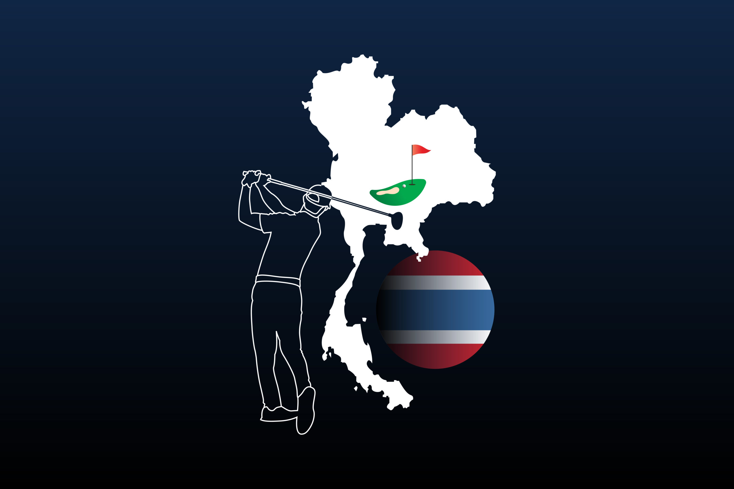Thailand has Launched Golf Programme Allowing Foreign Visitors to Play Golf in Quarantine